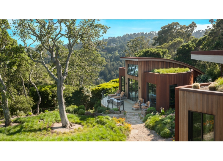 Residential architects san francisco photo gallery for Mill valley architects